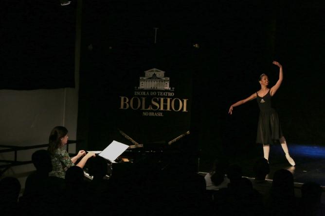 Bolshoi Brasil apresenta