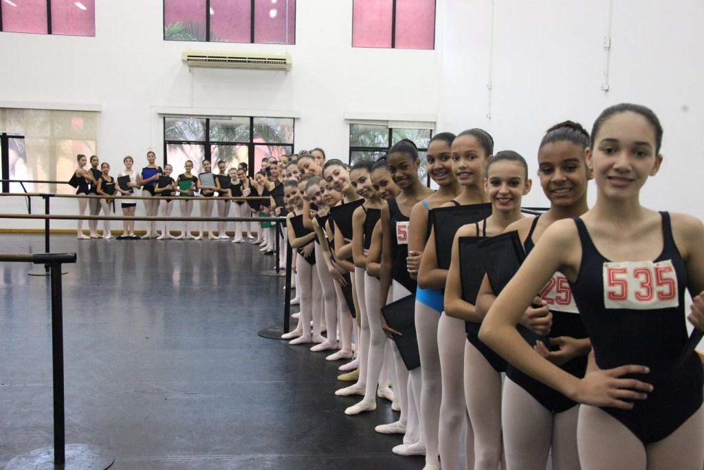 Bolshoi Brasil realiza audição no Festival de Dança