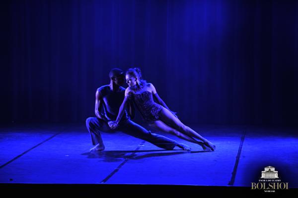 Gala Bolshoi para Joinville (22 de Maio de 2014)