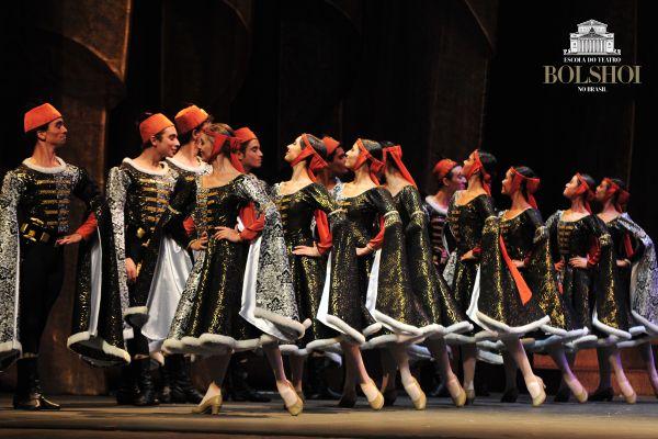 III Ato do Ballet Raymonda - 30º Festival de Dança de Joinville 2012