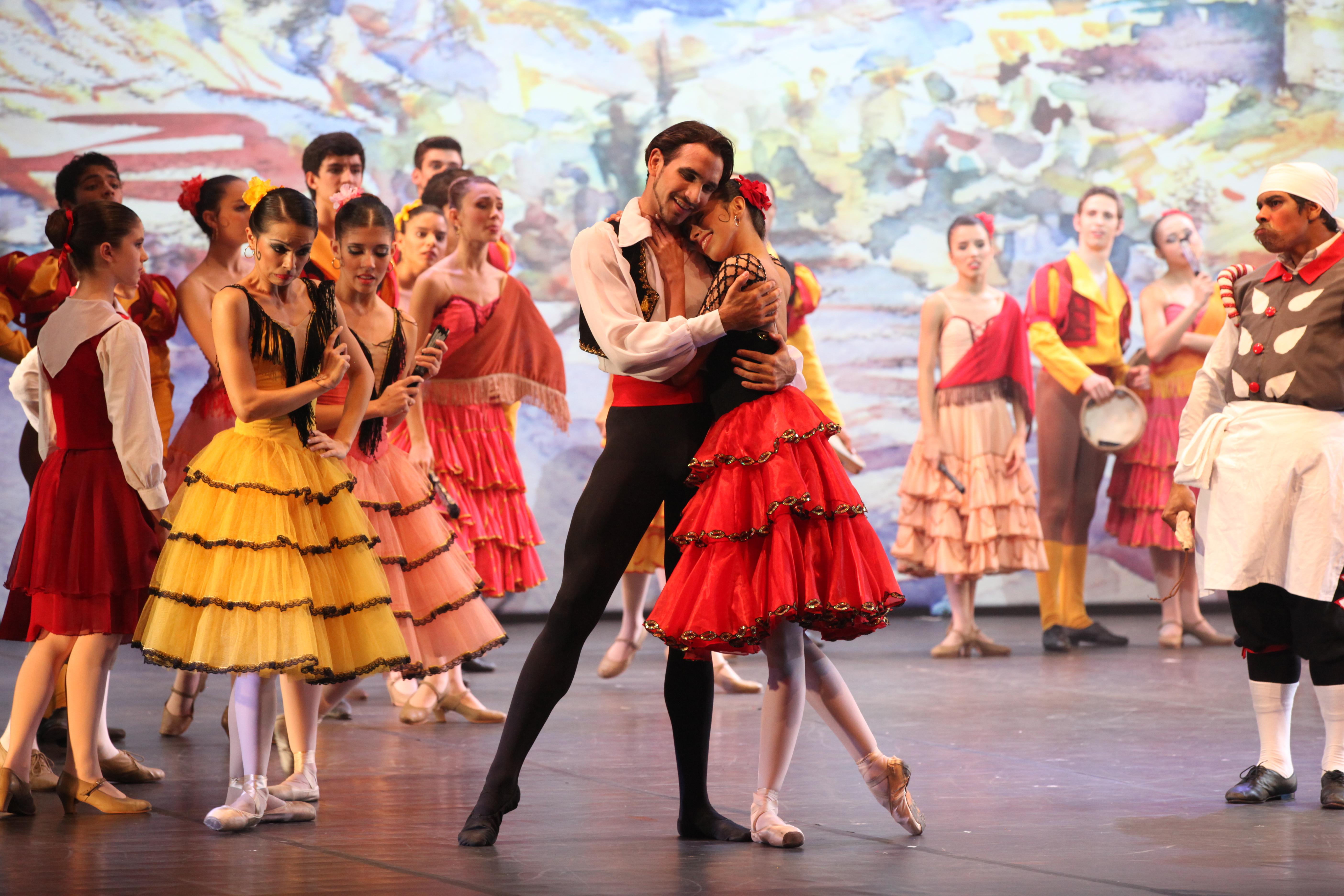Grande Suíte do Ballet Don Quixote