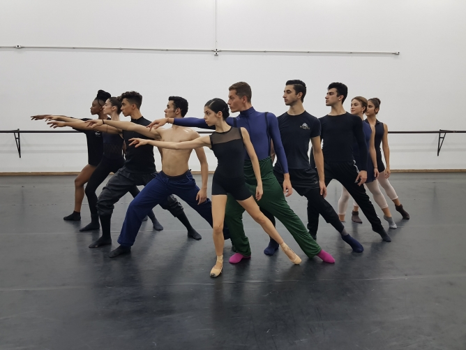 Workshop Gratuito na Escola Bolshoi