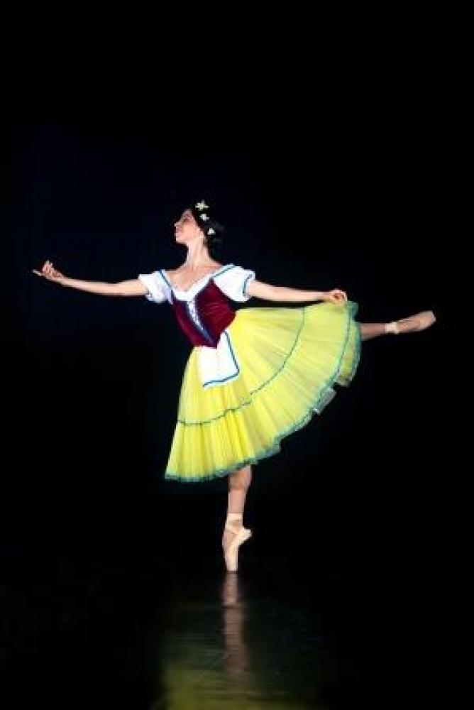 Bailarina Brasileira é contratada para Cia. da Alemanha