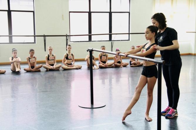 Bolshoi realiza ações durante o Festival de Dança
