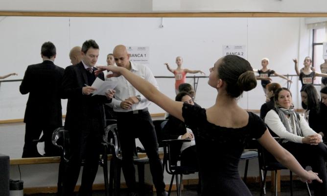 Bolshoi Brasil realiza Audição durante Festival de Dança de Joinville