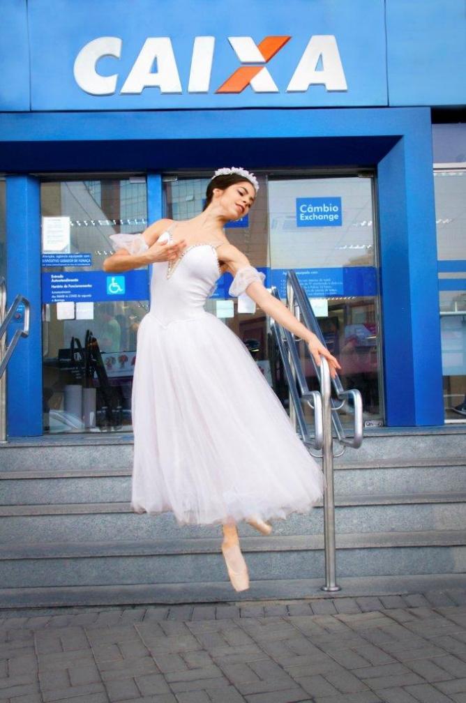 Caixa renova patrocínio com a Escola Bolshoi