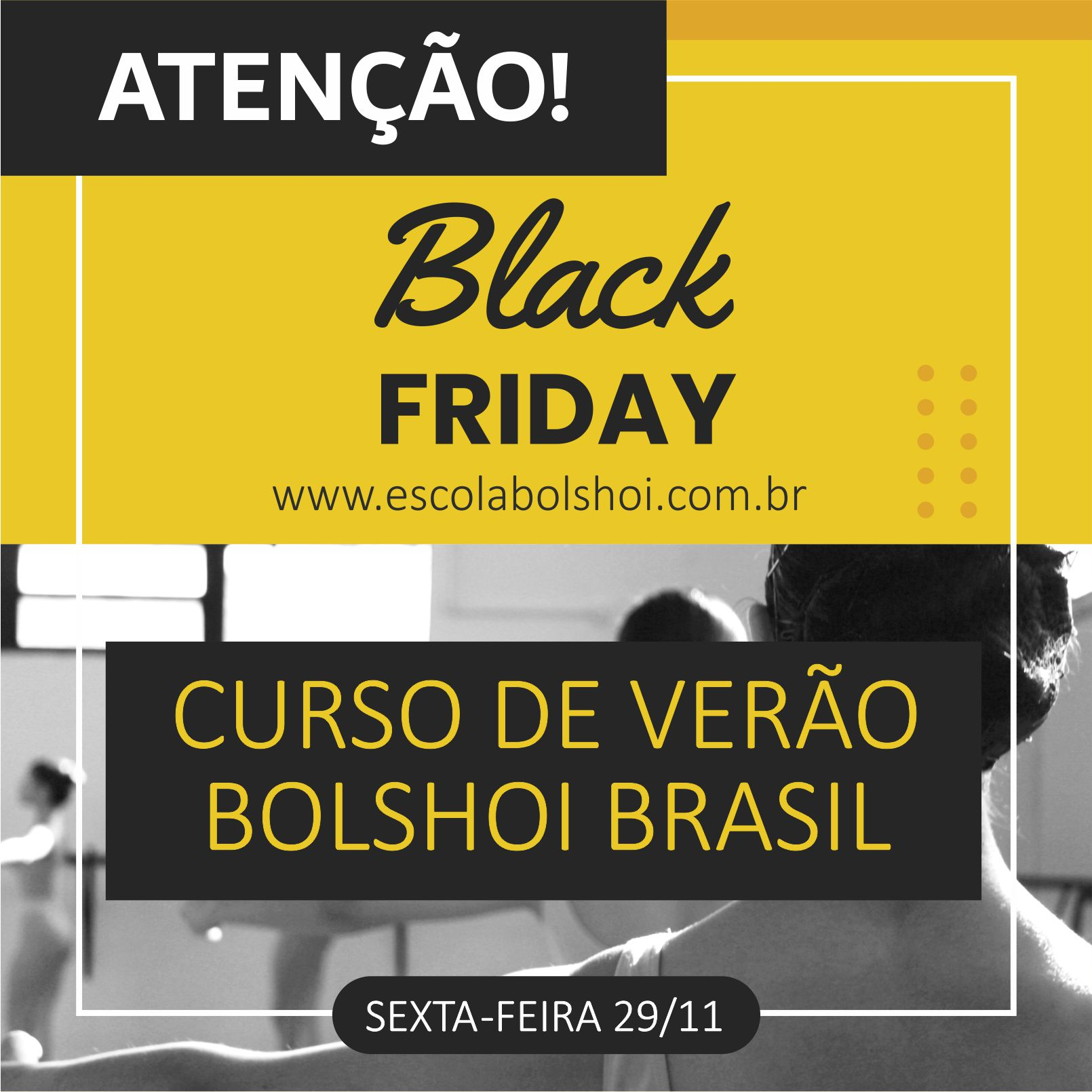 Black Friday  20% OFF - Curso de verão