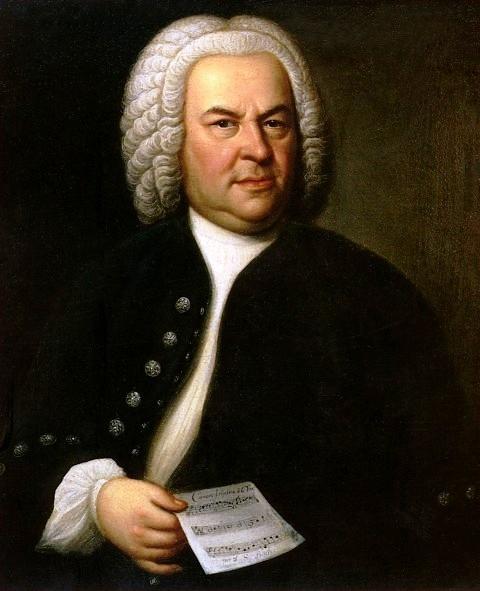 Homenagem a Johann Sebastian Bach