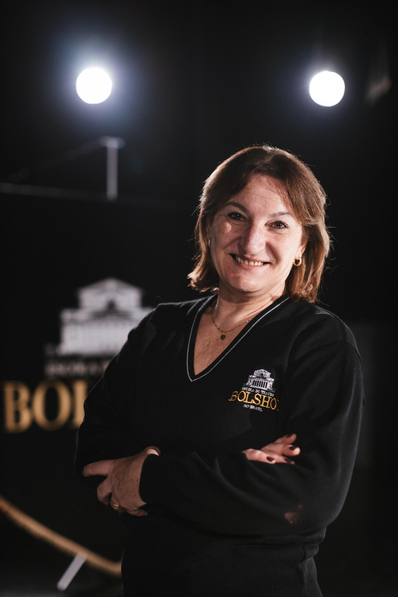 Conheça a Luzete, Analista Financeiro da Escola Bolshoi
