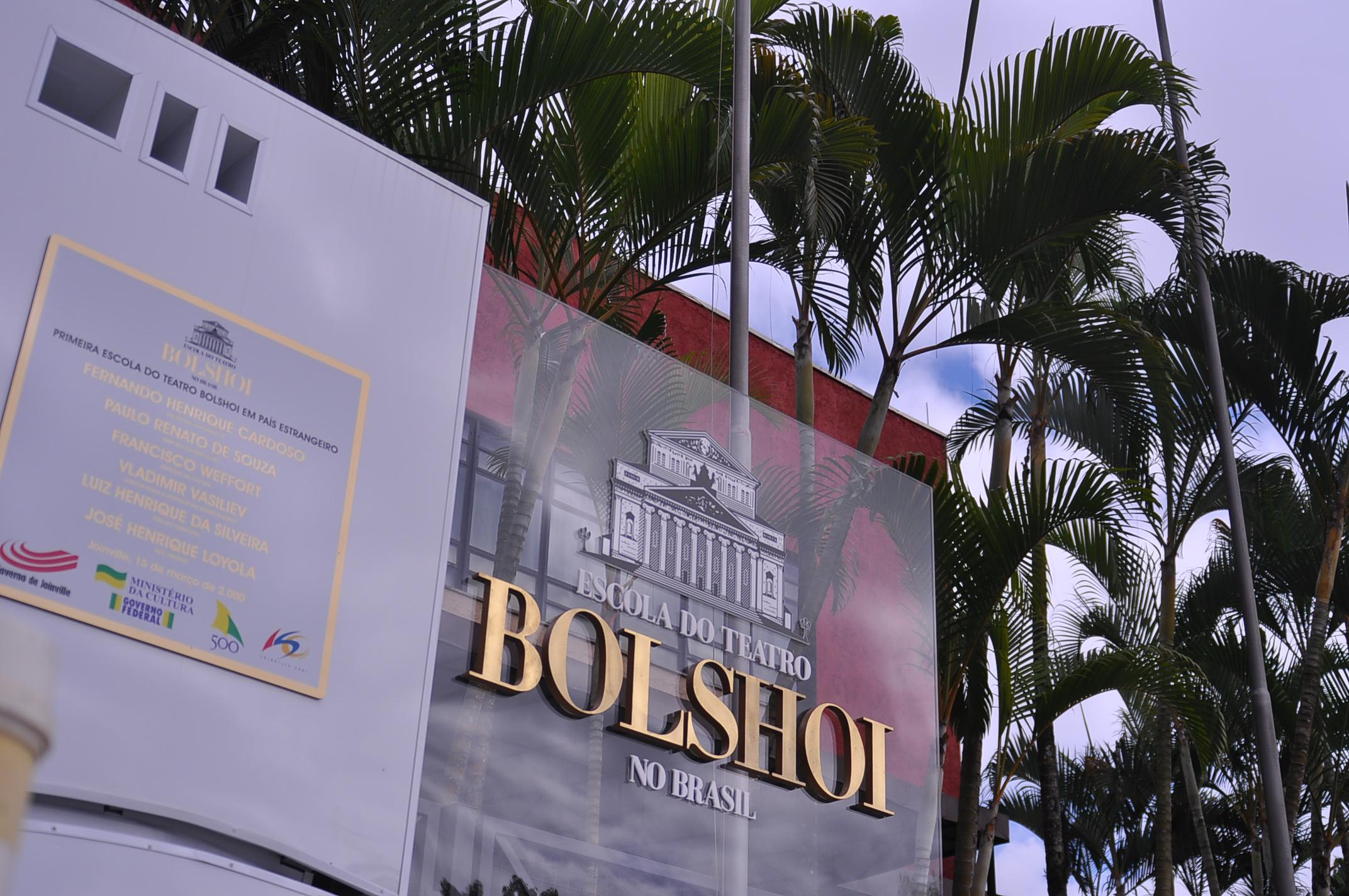 Bolshoi Brasil realiza ações no Rio de Janeiro
