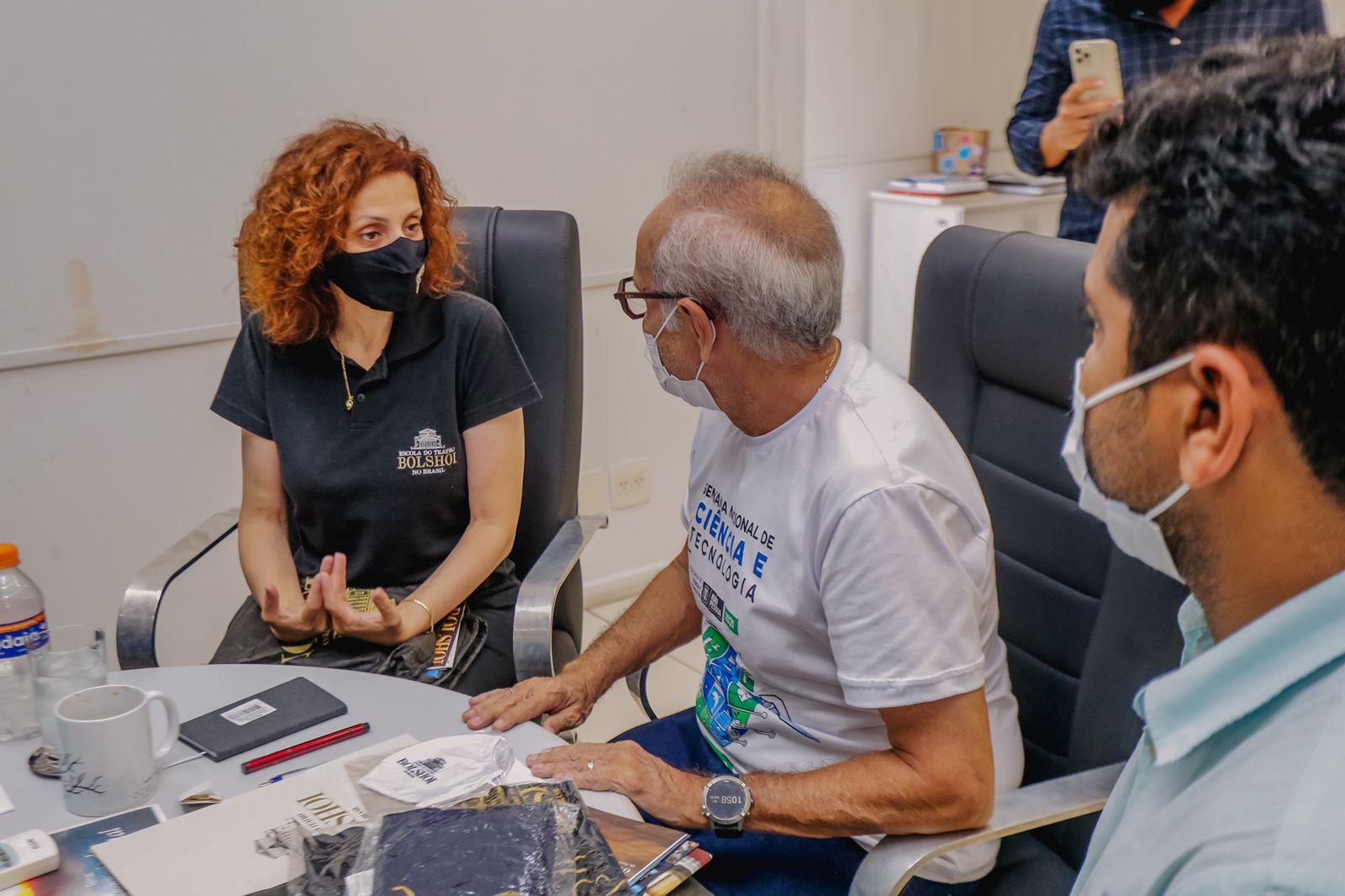 Prefeitura de João Pessoa reabre as portas para a Escola Bolshoi