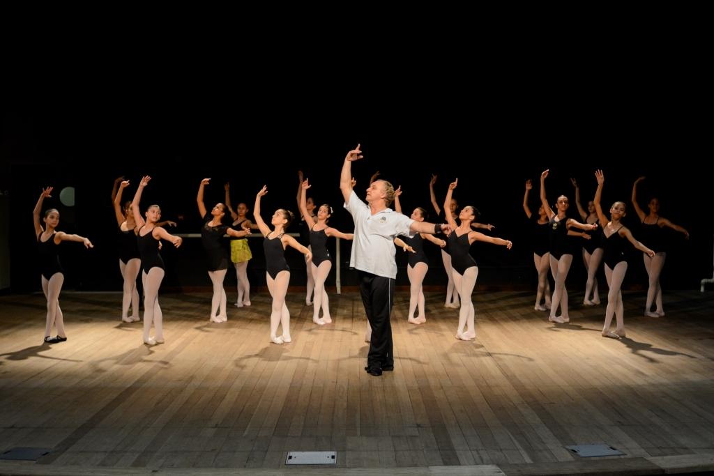 Bolshoi Brasil realiza cursos durante Festival de Dança de Joinville