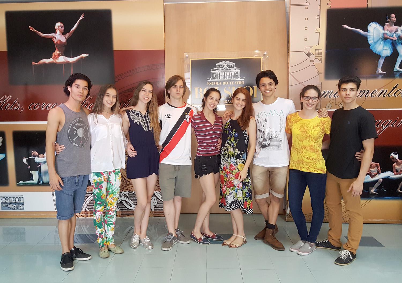 Bolshoi Brasil contrata 9 bailarinos para a Cia. Jovem