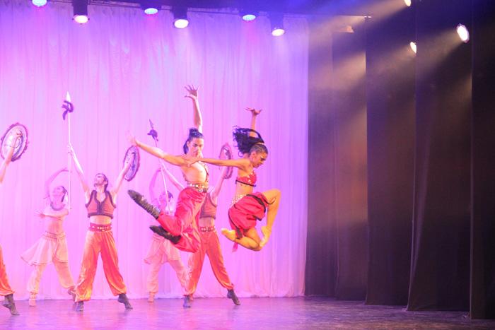 Bolshoi Brasil no Festival de Dança