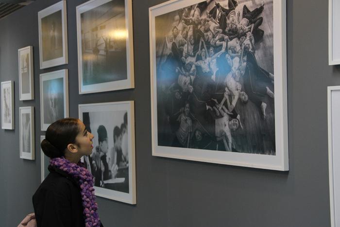 Caixa Apresenta Exposição Fotográfica na Escola Bolshoi
