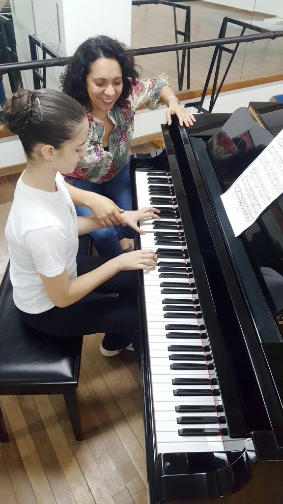 Escola Bolshoi: excelência em música e dança