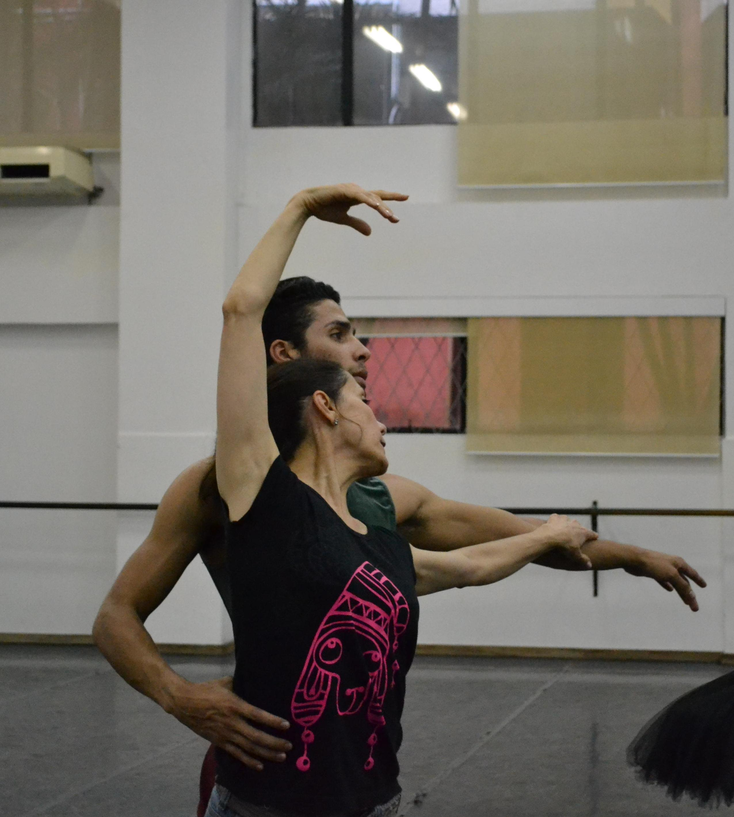 Projeto Artes do Palco com Cecilia Kerche em Joinville