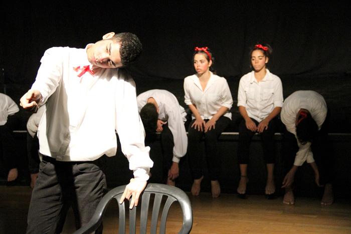 Sexta com arte e com teatro na Escola Bolshoi