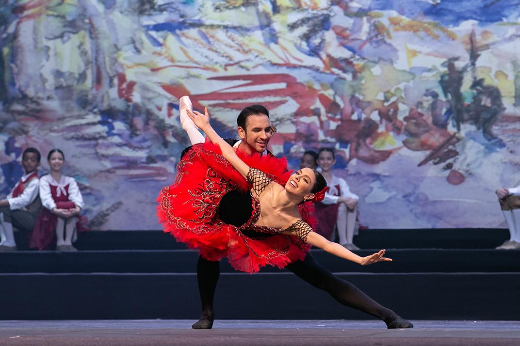 Grande Suíte do Ballet Don Quixote  20 anos Bolshoi Brasil