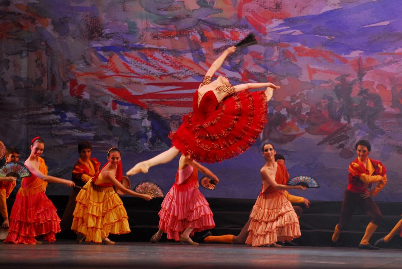 Grande Suíte do Ballet Don Quixote 2008 - Natália Osipova e Andrey Bolotin