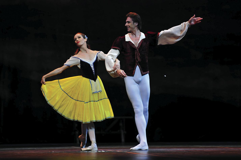 Giselle 2010 - Marianna Ryzhkina e Andrey Uvarov